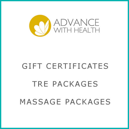 Gift Certificates and Pre-paid packages